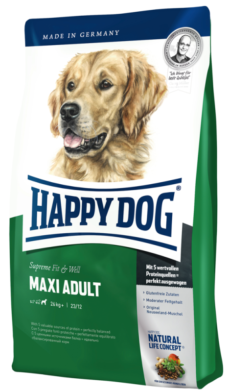 Happy Dog | Supreme Fit & Well Maxi