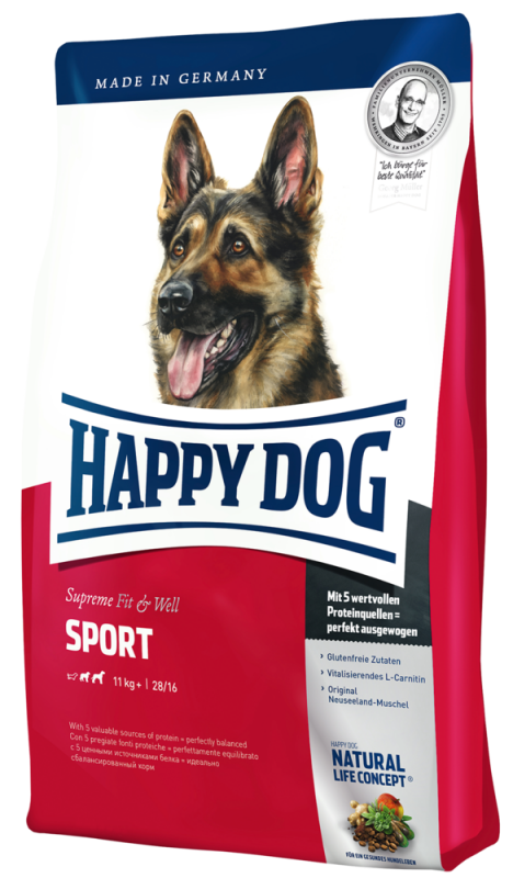 Happy Dog | Supreme Fit & Well Sport
