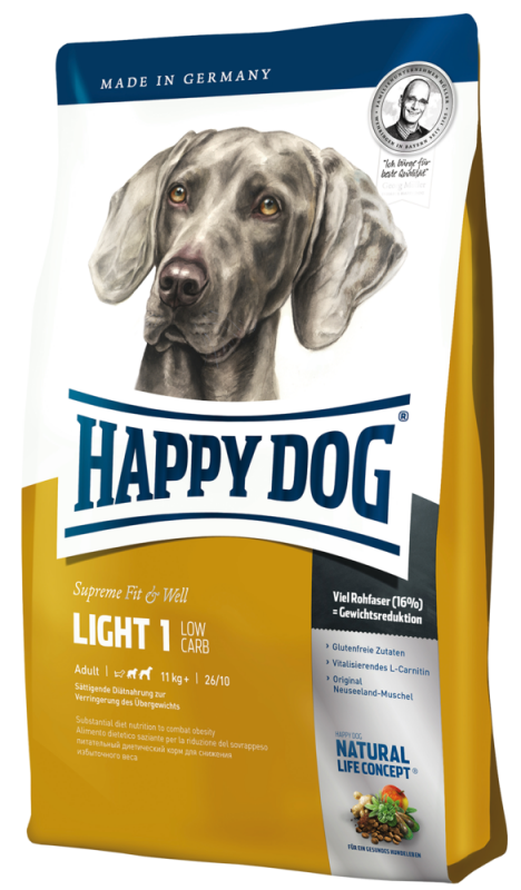 Happy Dog | Supreme Fit & Well Light 1 Low Carb