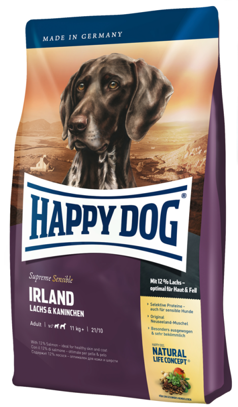 Happy Dog | Supreme Sensible Irland