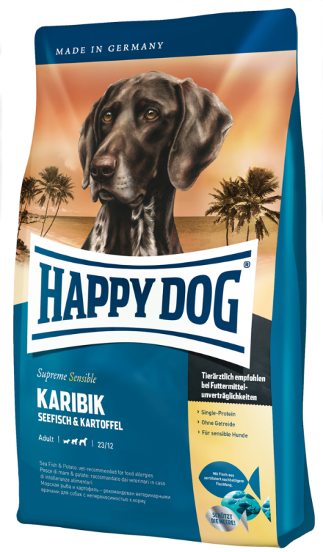 Happy Dog | Supreme Sensible Karibik