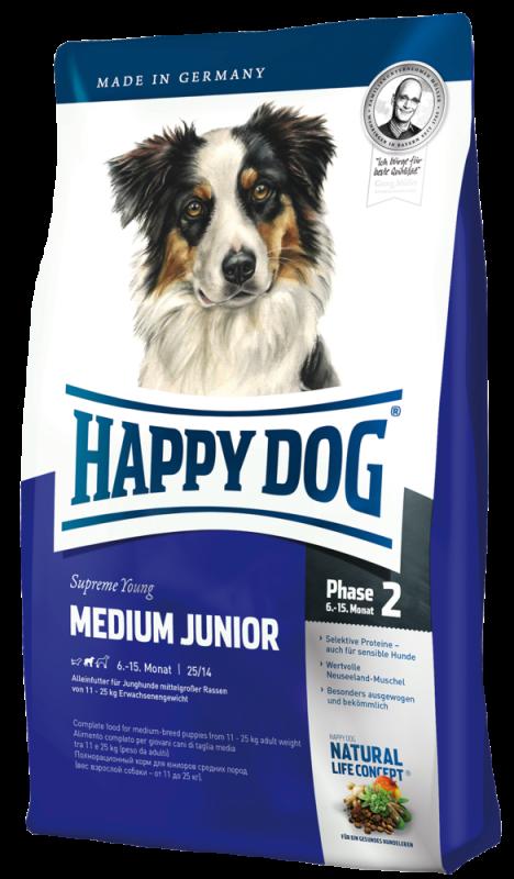 Happy Dog | Supreme Young Medium Junior
