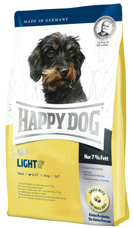 Happy Dog | Mini Light Low Fat