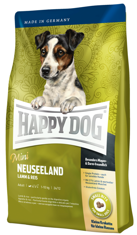 Happy Dog | Mini Neuseeland