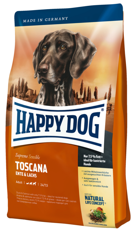 Happy Dog | Supreme Sensible Toscana