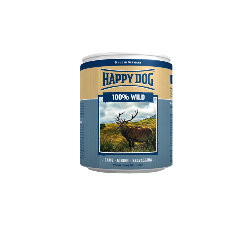 Happy Dog | Wild pur