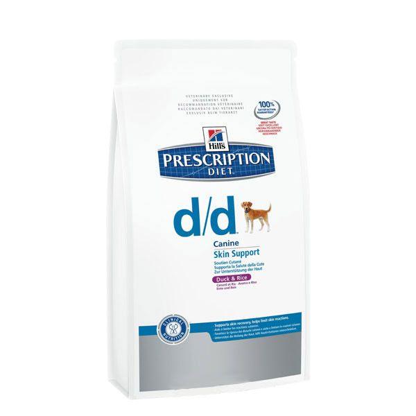 Hill's | Prescription Diet Canine d/d