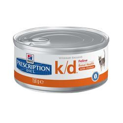 Hill's | Prescription Diet k/d Feline mit Huhn