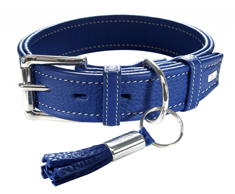 Hunter | Halsband Cannes in Blau