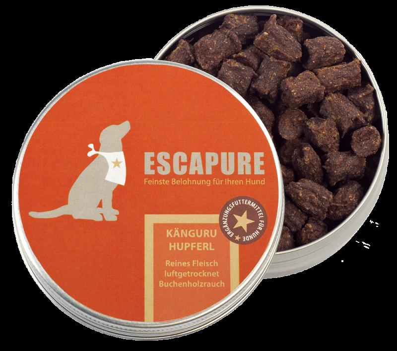 Escapure | Känguru Hupferldose