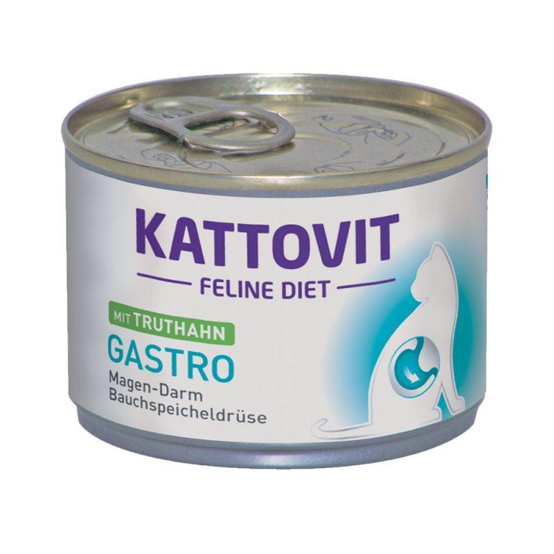 Kattovit | Feline Diet Gastro mit Truthahn