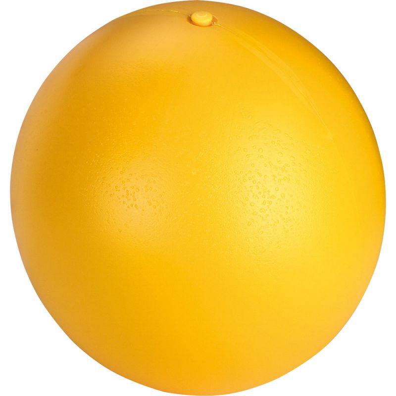 Kerbl | Hundespielball gelb aus Kunststoff