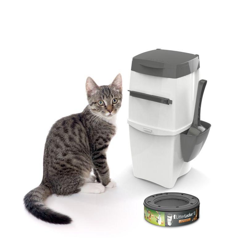 LitterLocker | II Katzenstreu-Entsorgungseimer