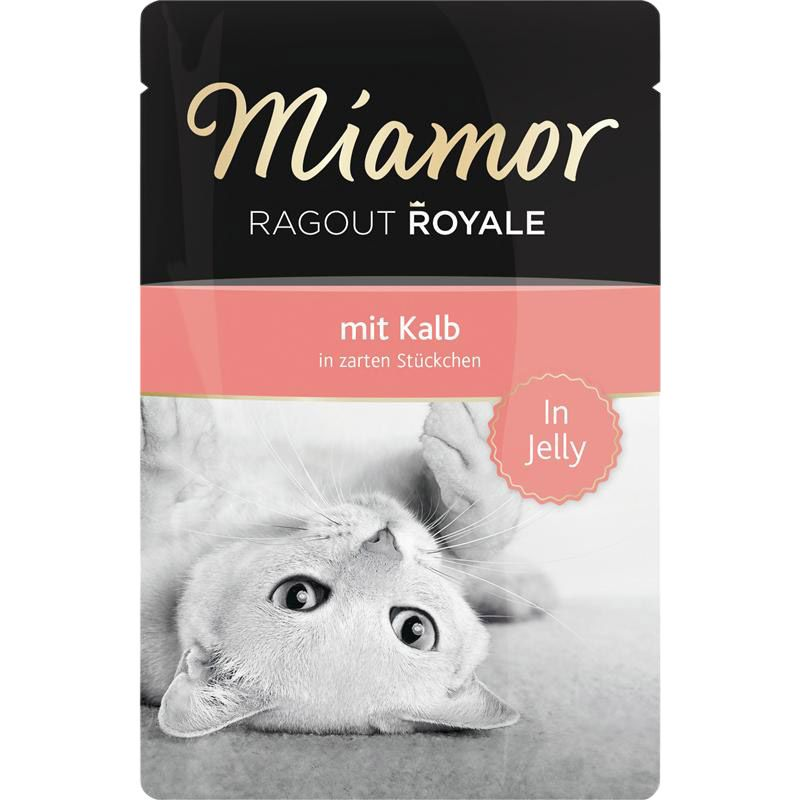 Miamor | Ragout Royale mit Kalb in Jelly