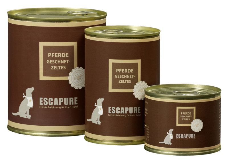 Escapure | Pferde Geschnetzeltes