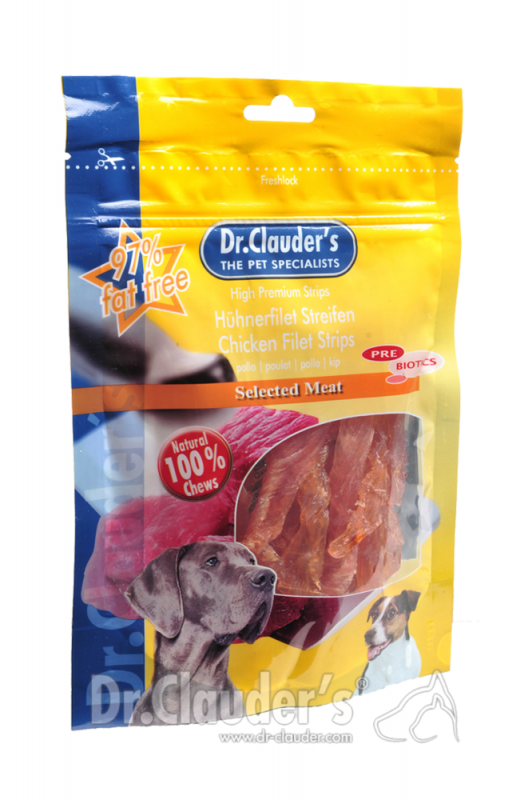 Dr. Clauder's | Hühnerfiletstreifen