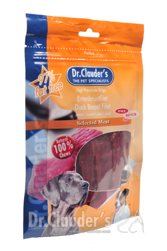 Dr. Clauder's | Selected Meat Prebiotics Entenbrustfilet