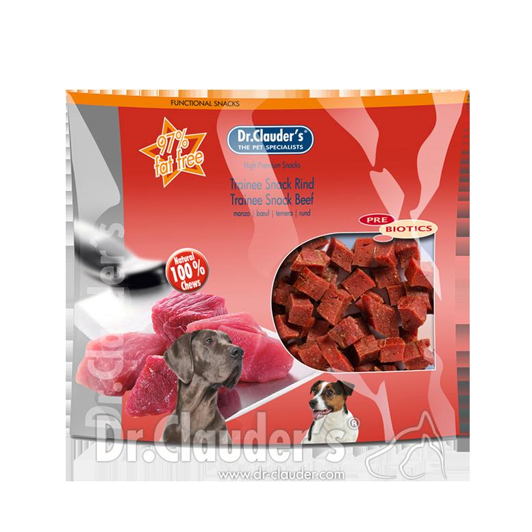 Dr. Clauder's | Prebiotics Trainee Snack Rind