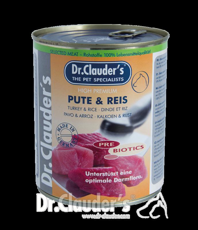 Dr. Clauder's | Dose Pute & Reis