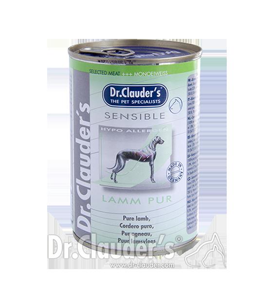 Dr. Clauder's | Selected Meat Sensible Lamm Pur
