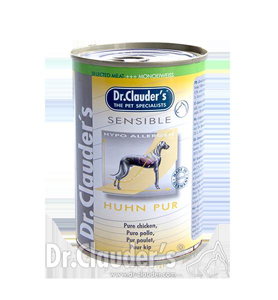 Dr. Clauder's | Selected Meat Sensible Huhn Pur