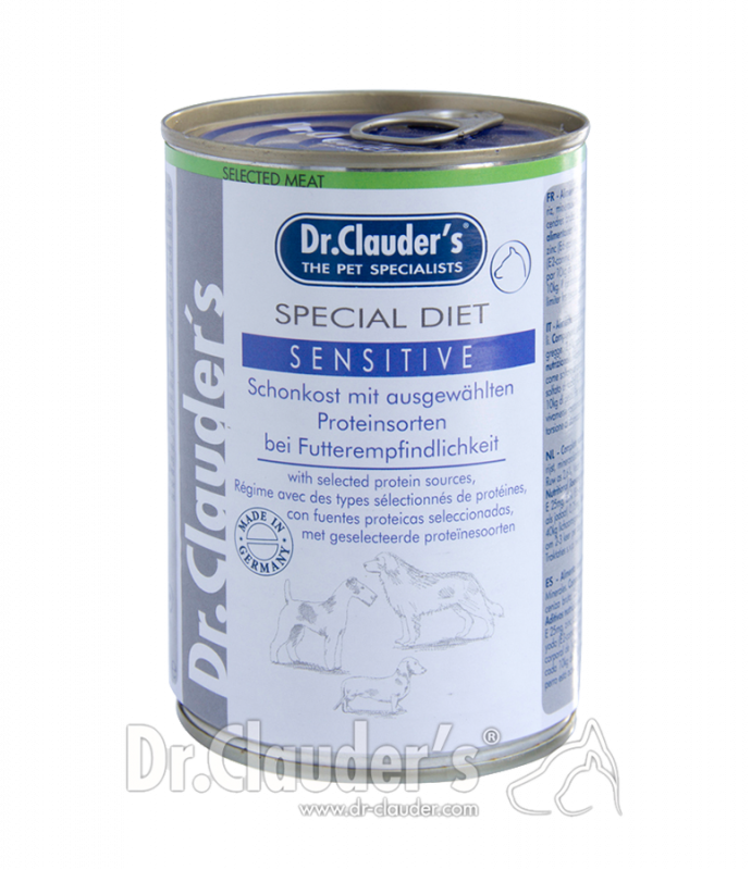 Dr. Clauder's | Selected Meat Special Diet Sensitive