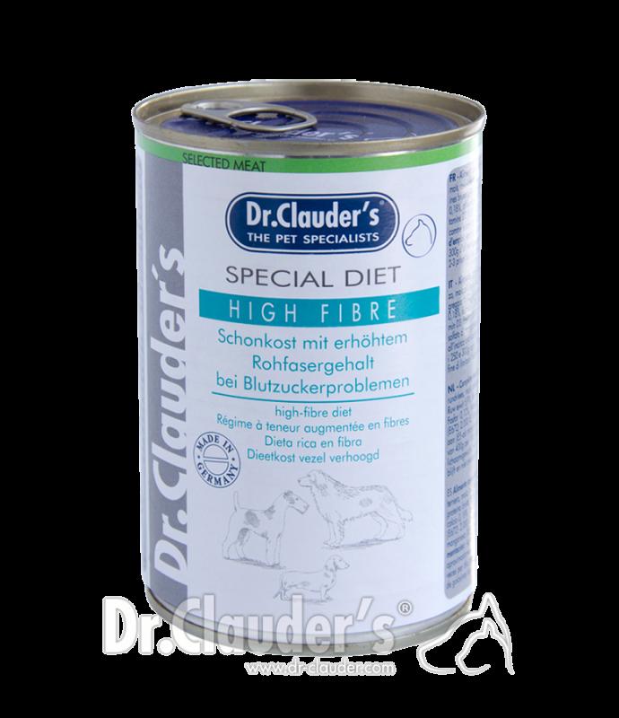 Dr. Clauder's | Dose High Fibre-Protein