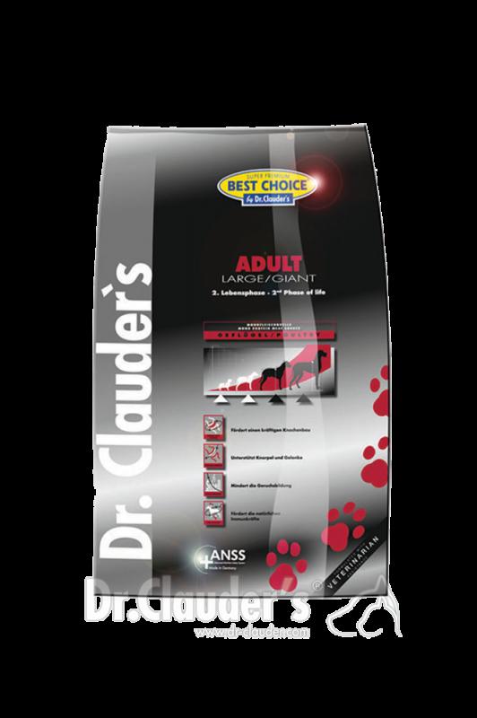 Dr. Clauder's | Best Choice Adult Large/Giant