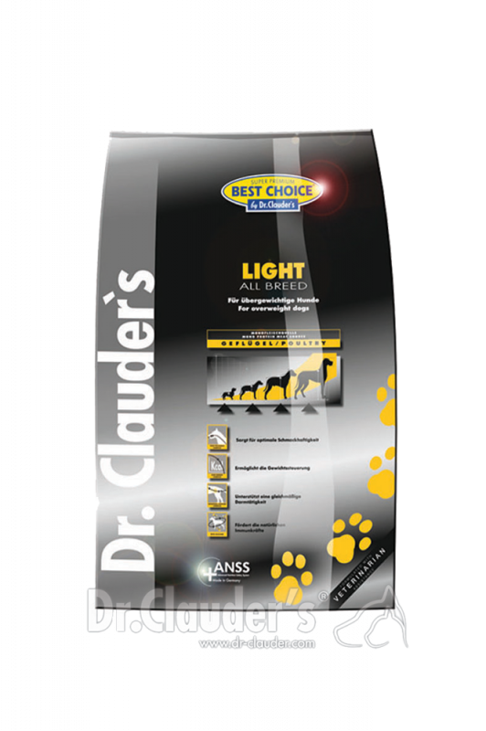 Dr. Clauder's | Best Choice Light All Breed