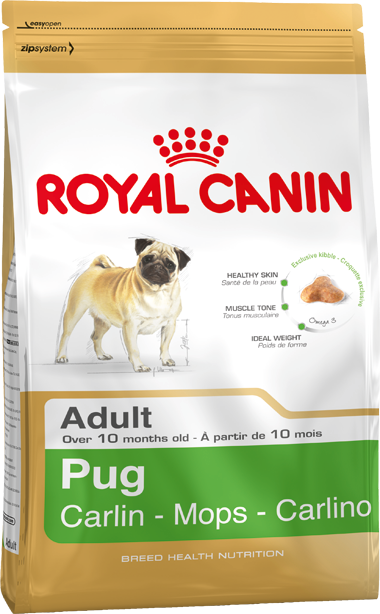 Royal Canin | Breed Health Nutrition Mops Adult