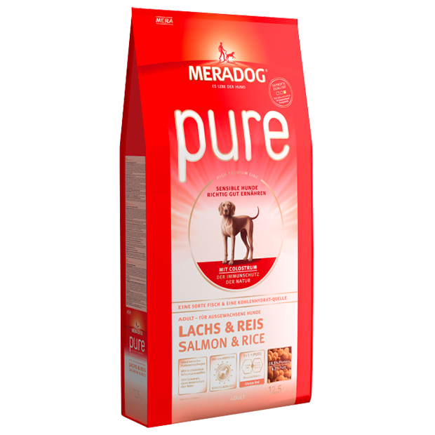 Mera Dog | Pure Lachs & Reis