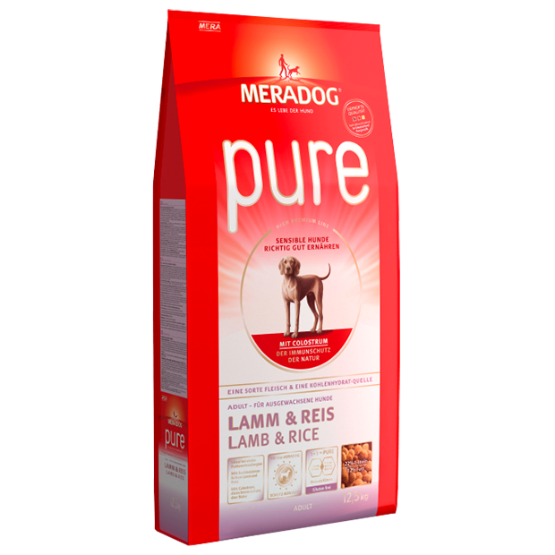 Mera Dog | Pure Lamm & Reis