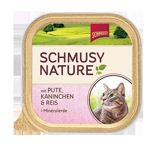 Schmusy | Nature mit Pute, Kaninchen & Reis & Mineralerde