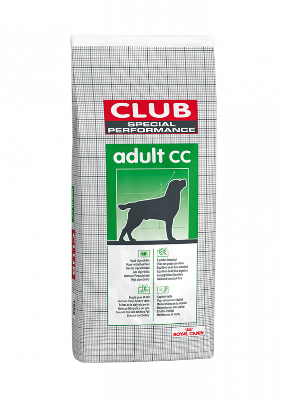 Royal Canin | Club Special Performance adult cc