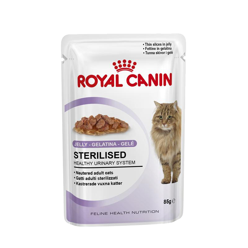 Royal Canin | Feline Health Nutrition Sterilised in Gelee