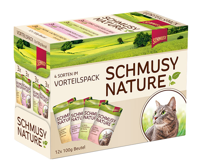 Schmusy | Nature Multipack