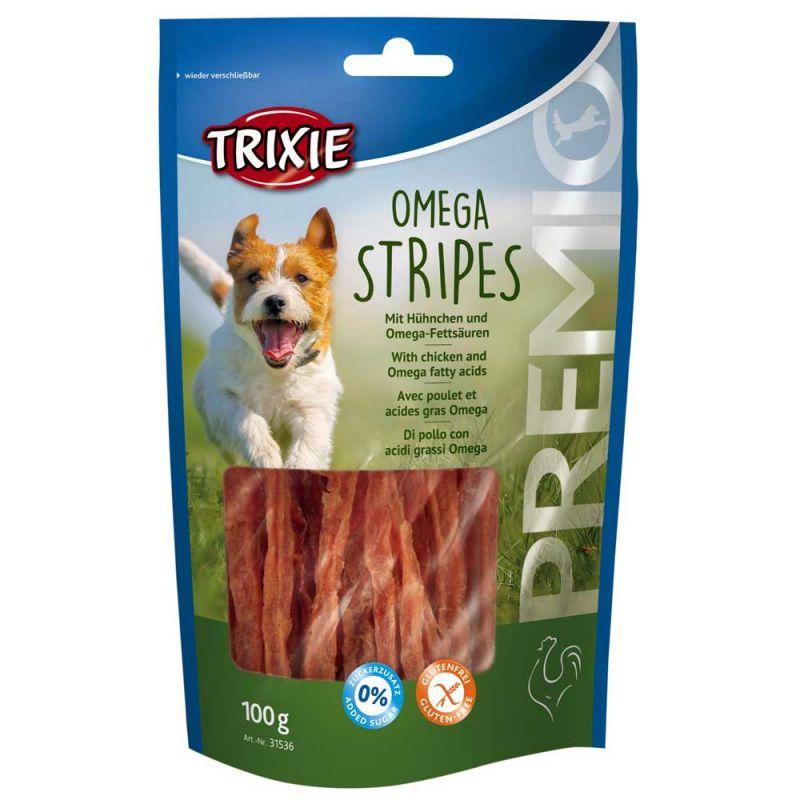 Trixie | Premio Omega Stripes, Hühnchen