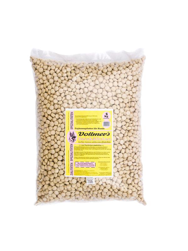 Vollmer's | Reisbällchen