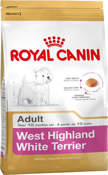 Royal Canin | West Highland White Terrier Adult