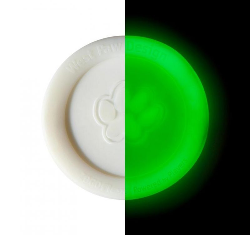 West Paw | Zisc Fluoreszierend