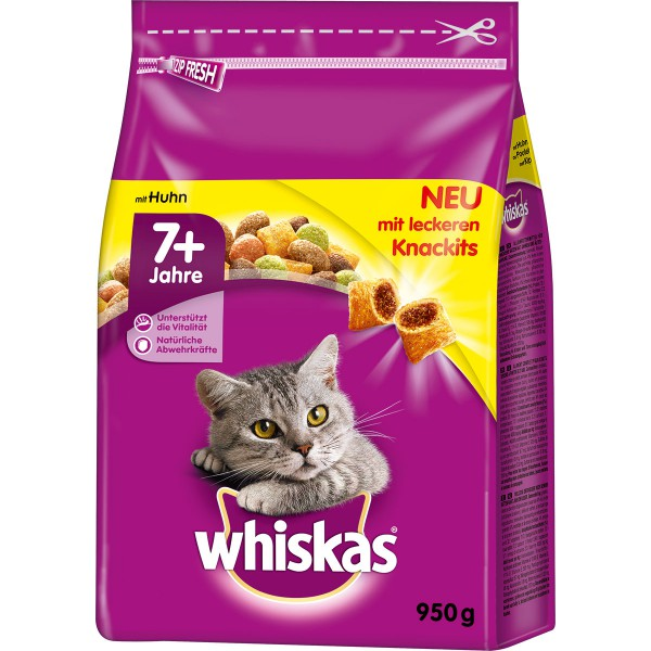 Whiskas | 7+ mit Huhn