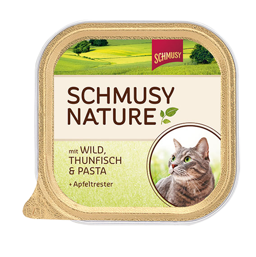 Schmusy | Nature mit Wild, Thunfisch & Pasta