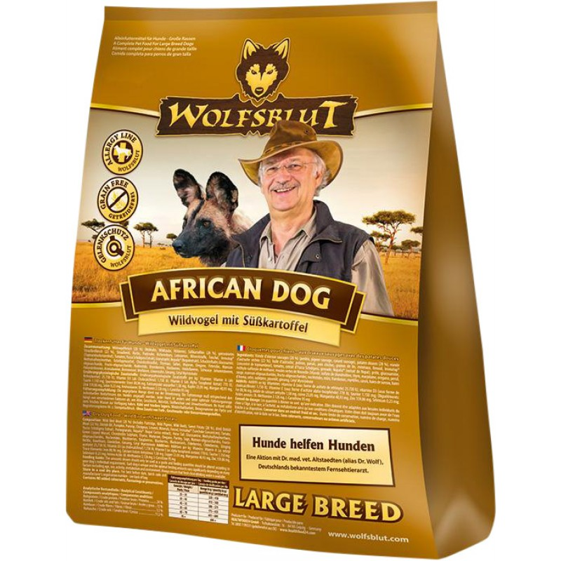 Wolfsblut | African Dog Large Breed