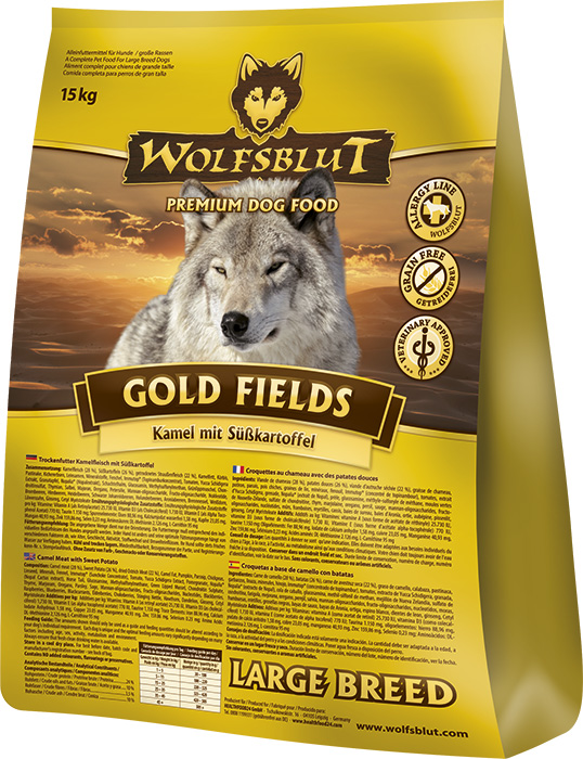 Wolfsblut | Gold Fields Large Breed