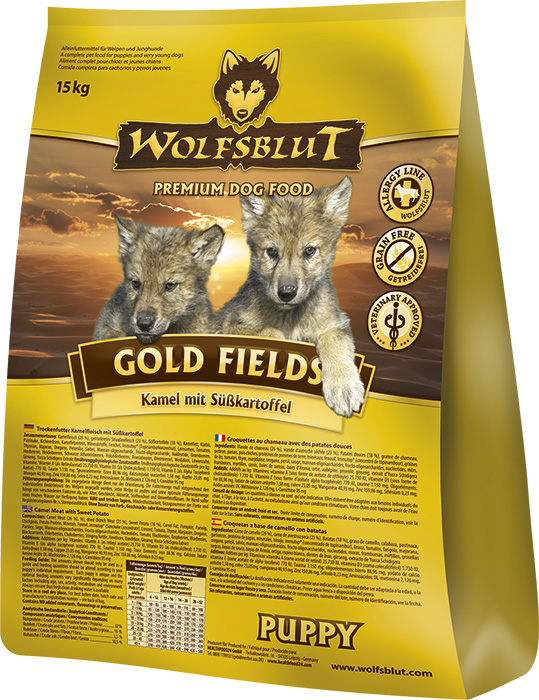Wolfsblut | Gold Fields Puppy