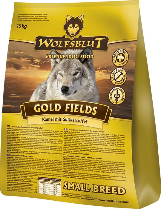 Wolfsblut | Gold Fields Small Breed