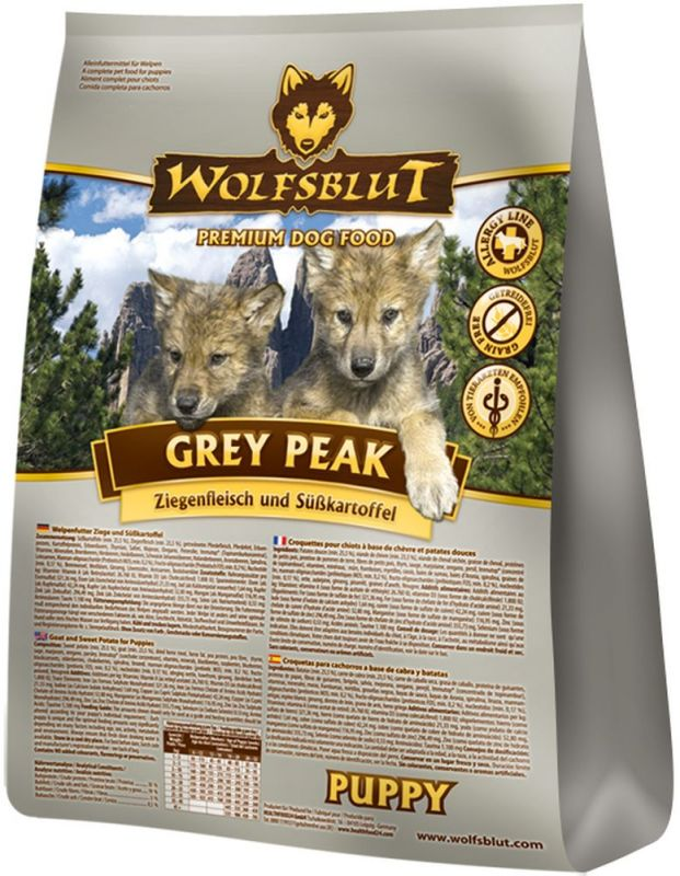 Wolfsblut | Grey Peak Puppy