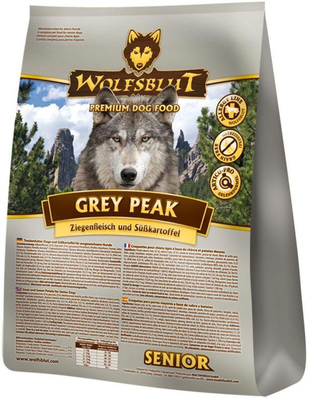 Wolfsblut | Grey Peak Senior