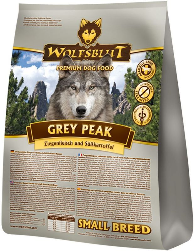 Wolfsblut | Grey Peak Small Breed