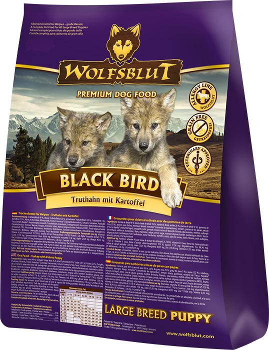 Wolfsblut | Black Bird Puppy Large
